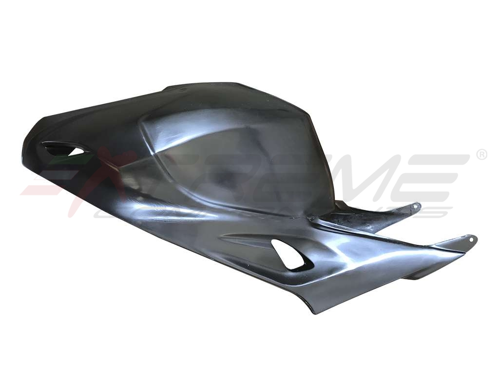 Fairings in Epotex : Tank cover with integrated seat spacer